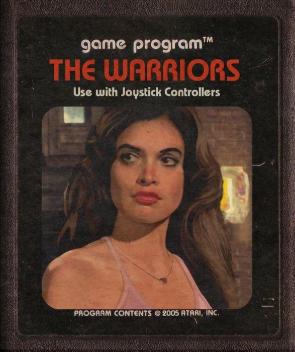 Modern Video Games Made as Atari Cartridges, part 2