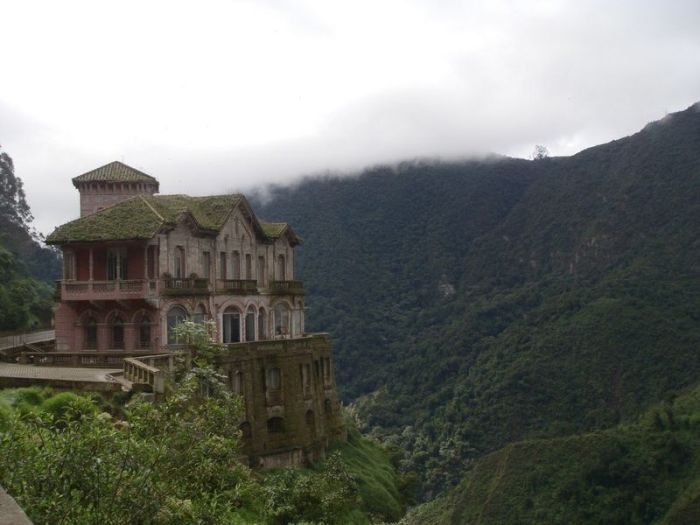 The Most Beautiful Abandoned Hotel
