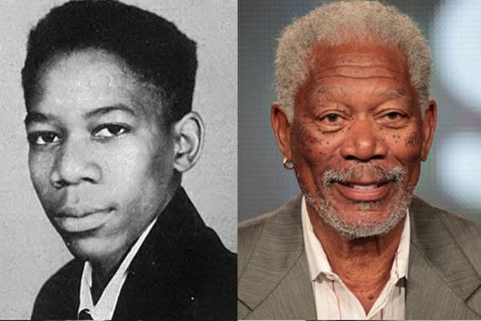 How Celebrities Have Aged