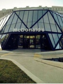 McDonald's in Batumi, Georgia
