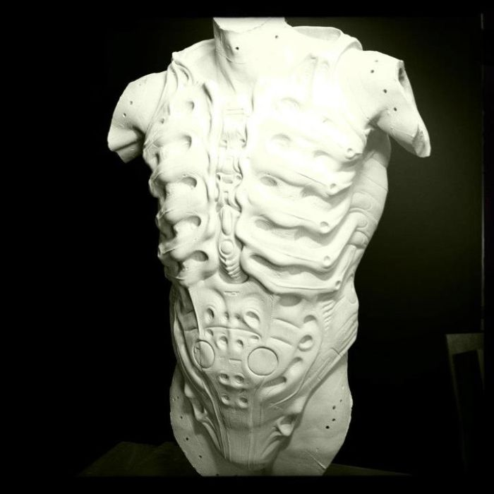The Creation of Prometheus' Engineer