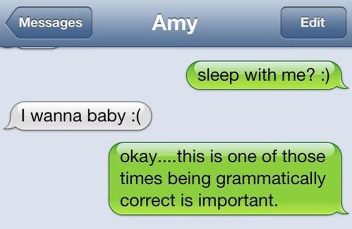 Grammar and Spelling Fails