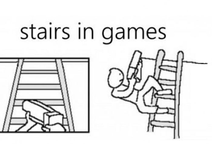 Video game pictures