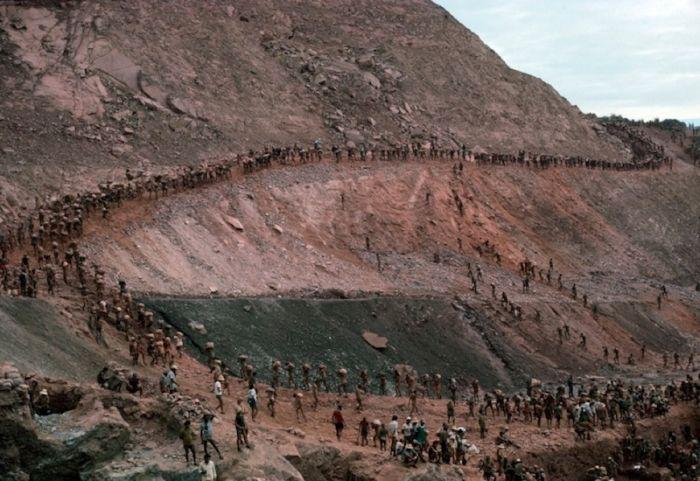 Gold Mine in Brazil