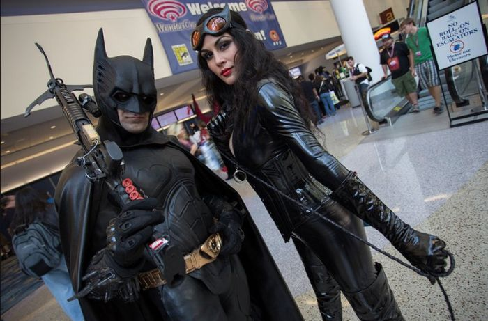 The WonderCon 2013 Cosplay Gallery
