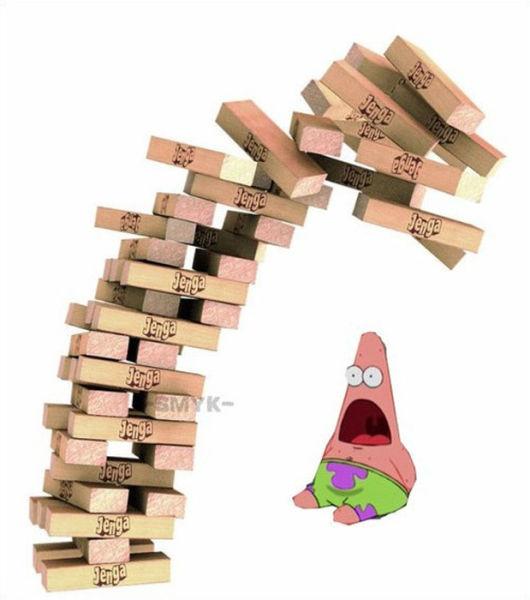 Surprised Patrick Meme