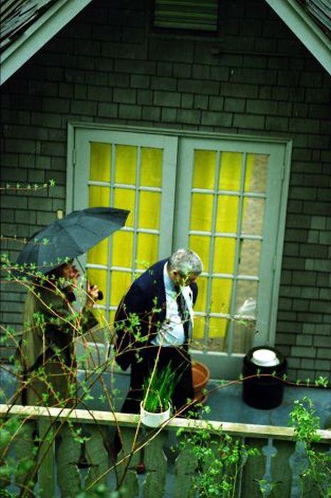 Kurt Cobain Suicide Scene