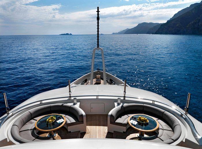 Numptia, a New Luxury Yacht