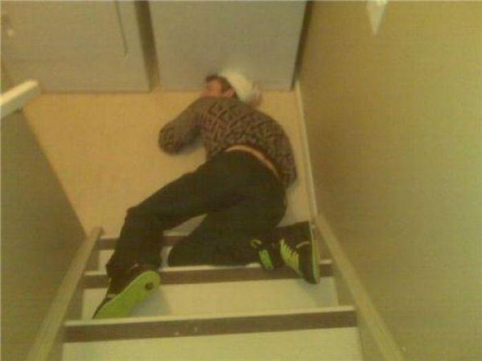 Drunk People, part 8