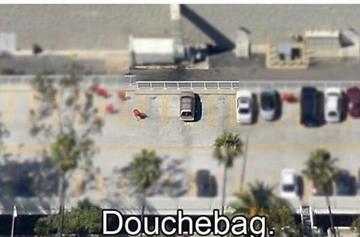 Douchebag Found on Google Maps