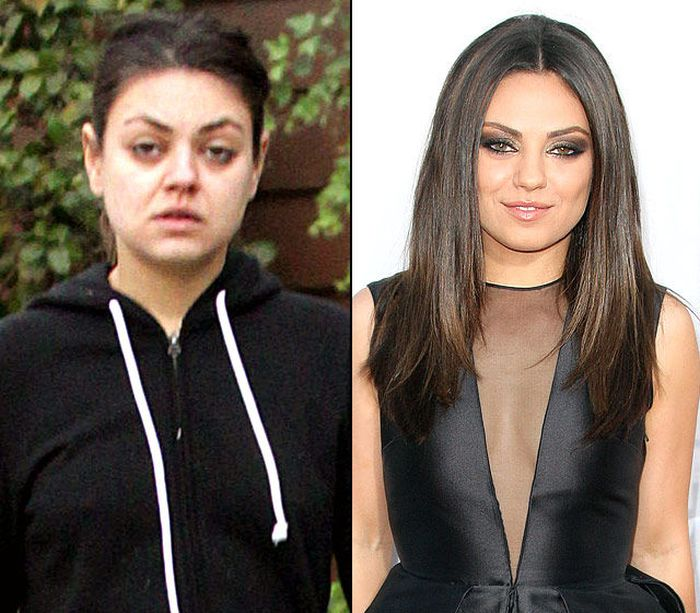 Celebrities Who Look Normal in Real Life