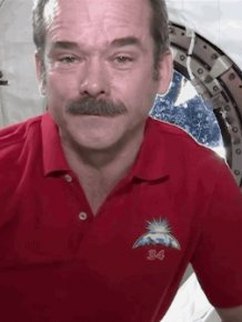 When You Cry In Space