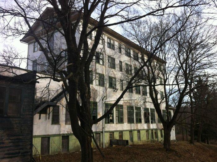 Abandoned Adler Hotel