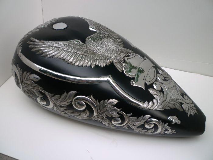 Custom Motorcycle Parts