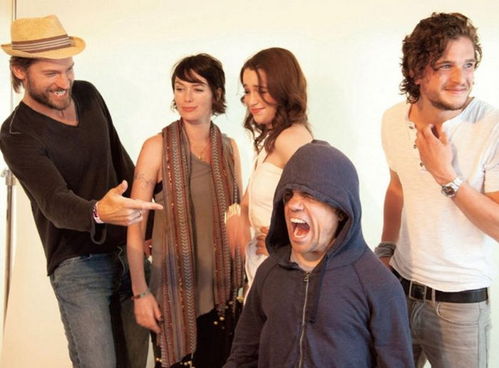 """""""Game Of Thrones"""" Stars in Real Life"""