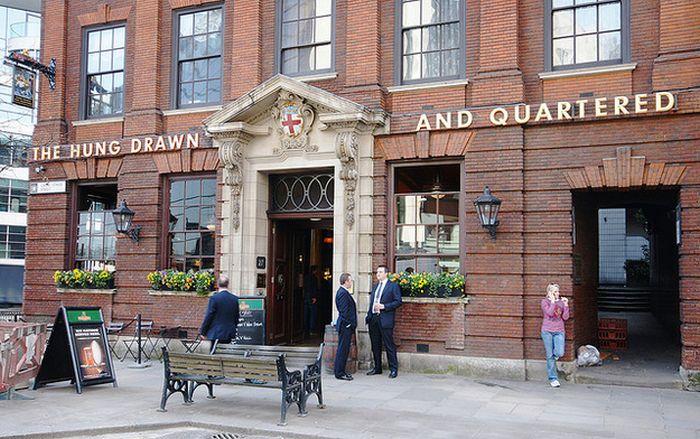 Pub Names In Britain