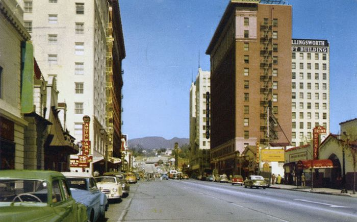 Hollywood: 1950's vs Now