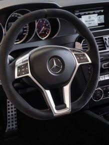 Interior of modern cars