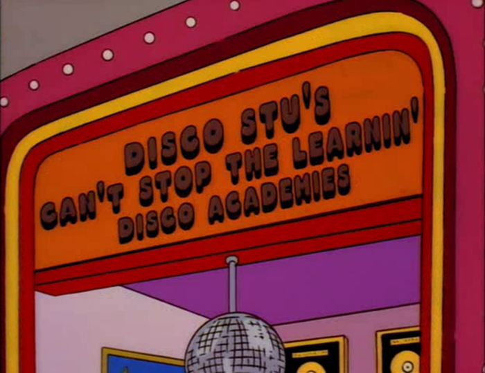Funny Signs From The Simpsons, part 5