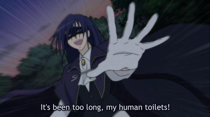 Weird Anime