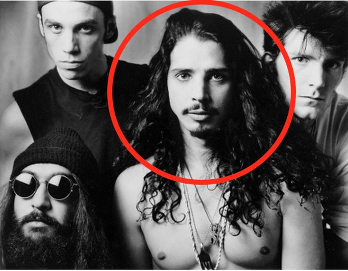 Men from the '90s Bands Then And Now