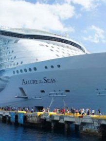 "The Inner Workings of ""Allure of the Seas"""