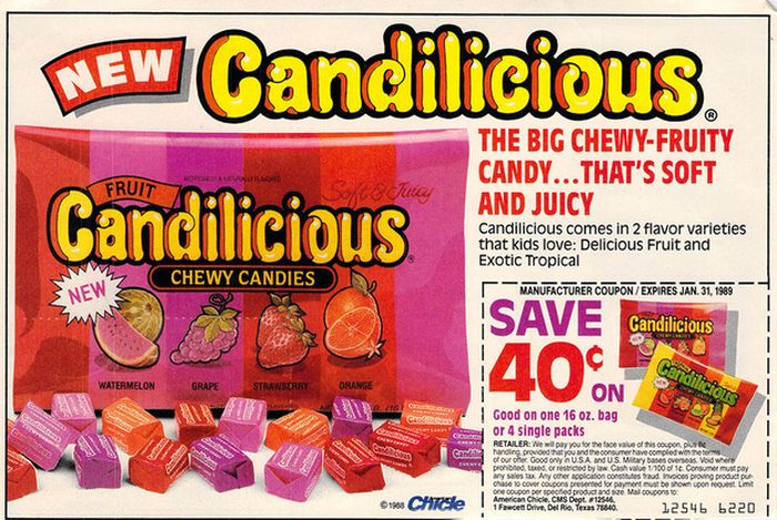 Candies From the Past