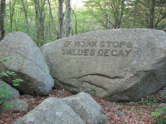 Babson Boulders
