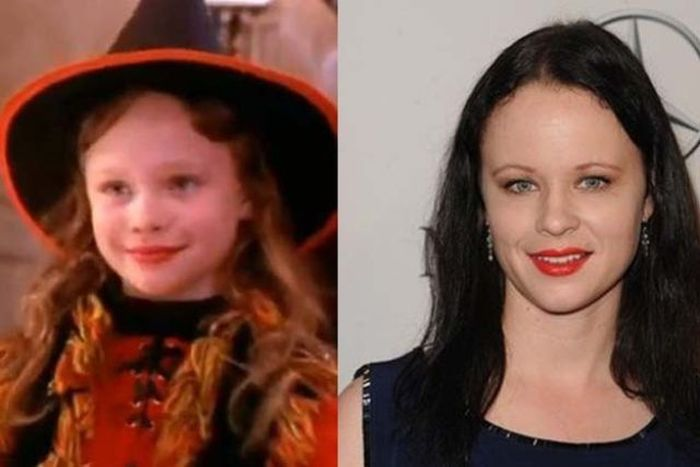 Actors and Actresses from Childhood Movies