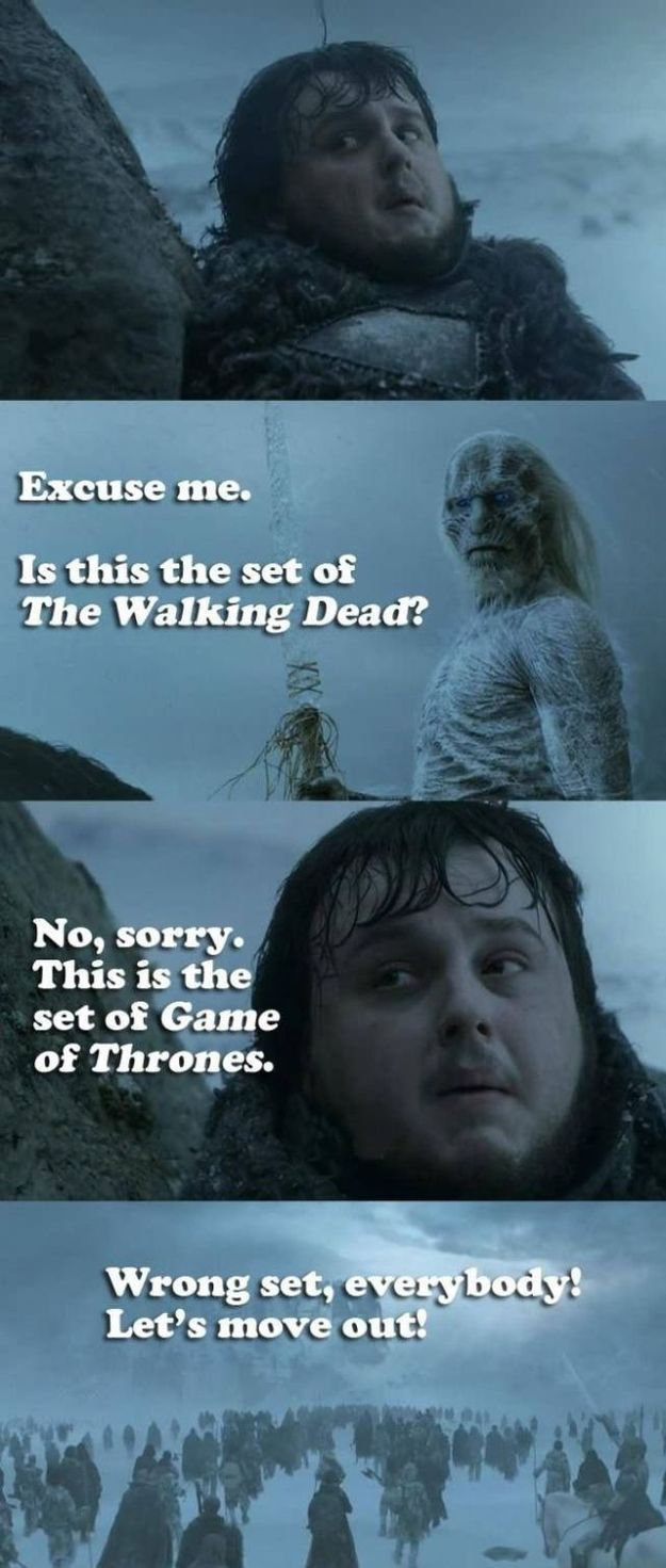 Funny Stuff about Game of Thrones