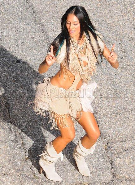 Nicole Scherzinger - Pocahontas