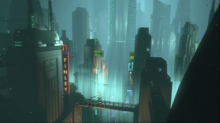 City of Rapture Comes to Life