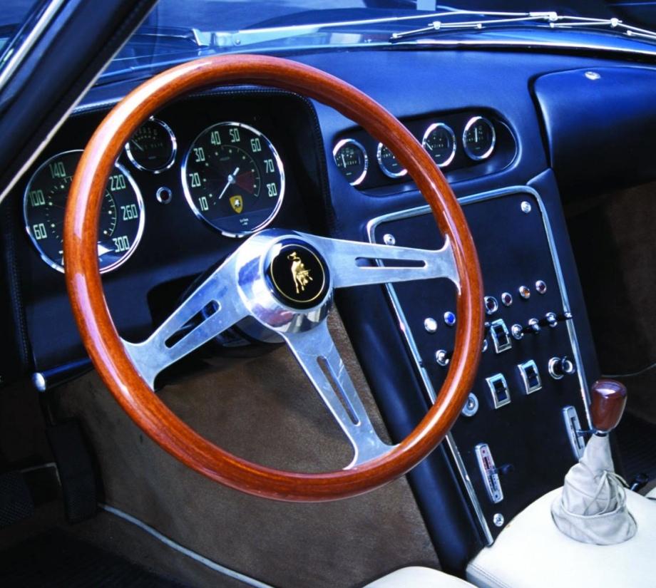 First Lambo 1963 Lamborghini 350 Gtv Vehicles