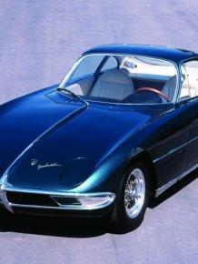 First Lambo - 1963 Lamborghini 350 GTV