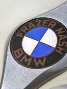 Logos of old cars