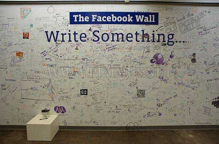 Inside Facebook Offices