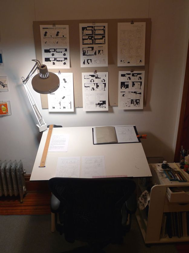 Workspaces Of The Creative People