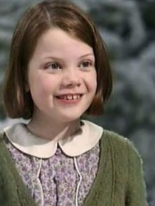 Georgie Henley Then and Now