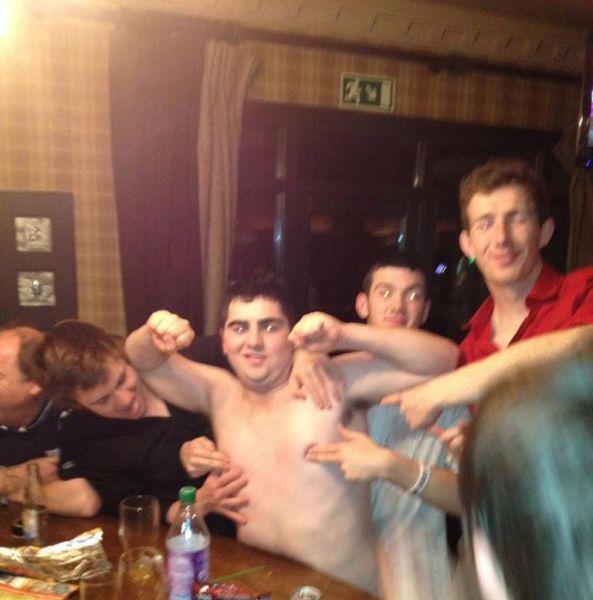 Drunk People, part 9