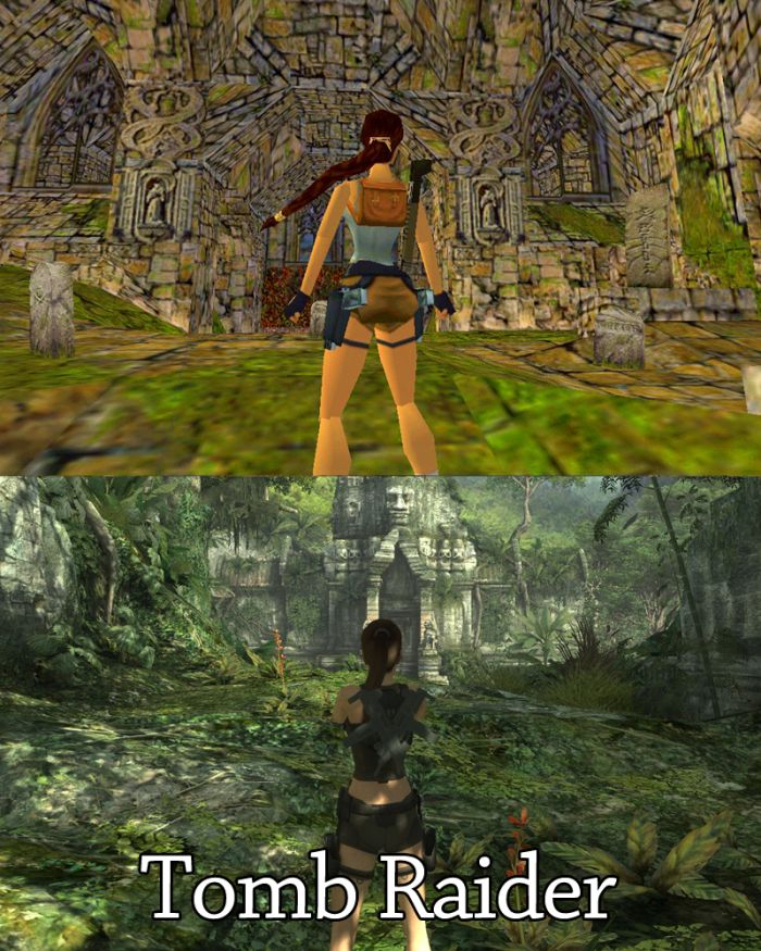 How Video Games Have Changed