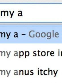 Google Search Alphabet