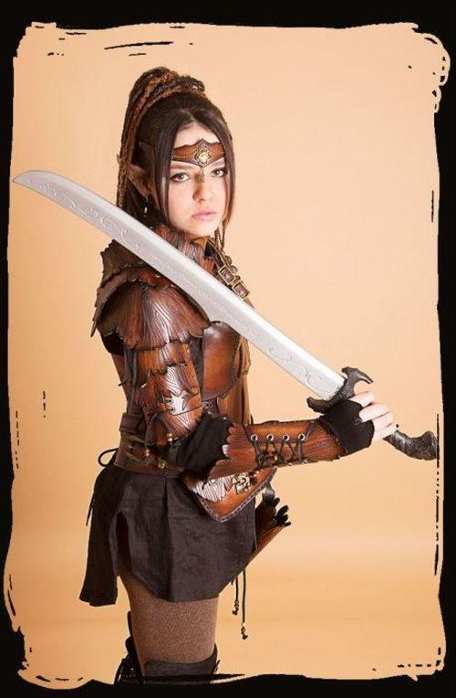Awesome Cosplay Costume
