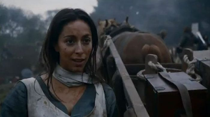 Oona Chaplin, Charlie Chaplin's Granddaughter