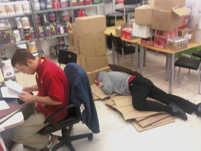 Work Fails & Job LOLs, part 2