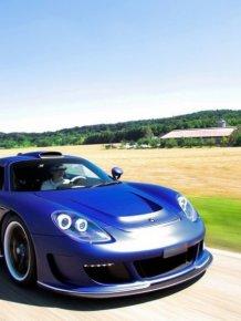 Porsche Gembala Mirage GT