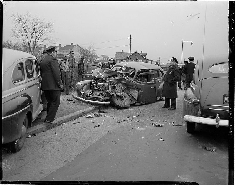 Car accidents from '40, part 40