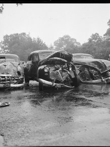 Car accidents from '40