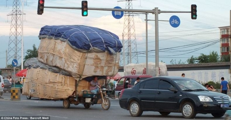 Overloaded in China, part 2