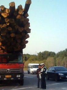 Overloaded in China
