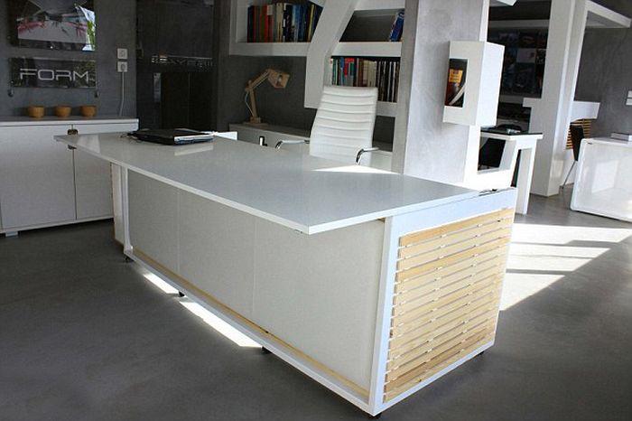 Transforming Desk